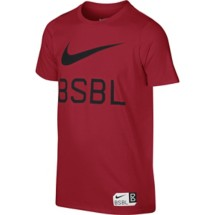 Youth Boys' Nike Baseball Logo T-Shirt