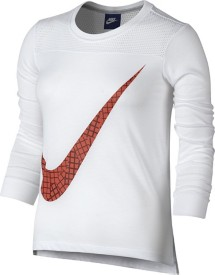 Youth Girls' Nike Sportswear Long Sleeve Top