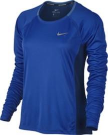 Women's Nike Dry Miler Long Sleeve Running Shirt