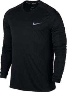Men's Nike Dry Miler Long Sleeve Running Top