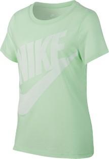 Youth Girls' Nike Sportswear Logo T-Shirt