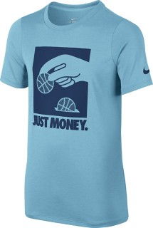 Youth Boys' Nike Dry Basketball T-Shirt