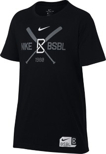 Youth Boys' Nike Dry Training Baseball T-Shirt
