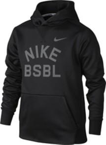 Youth Boys' Nike Therma Baseball Hoodie