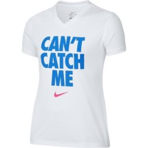 Youth Girls' Nike Legend V-Neck