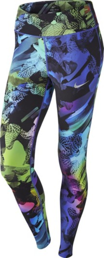 Women's Nike Power Epic Lux Graphic Running Tight