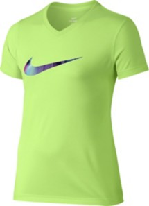 Youth Girls' Nike Dry Training T-Shirt