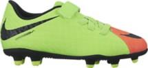 Youth Nike Jr. Hypervenom Phade III (V) (FG) Soccer Cleats