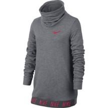 Youth Girls' Nike Dry Training Hoodie