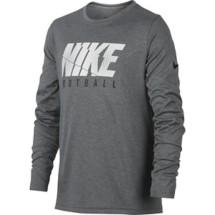Youth Boys' Nike Dry Football Long Sleeve T-Shirt