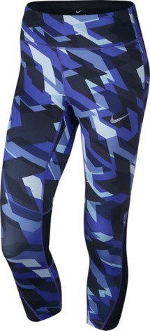 Women's Nike Graphic Power Running Crop
