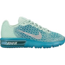 Youth Girls' Nike Air Max Sequent 2 Running Shoes