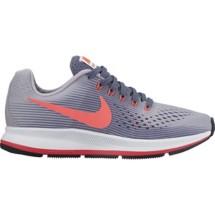 Youth Girls' Nike Zoom Pegasus 34 Running Shoes