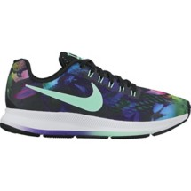 Youth Girls' Nike Zoom Pegasus 34 Print Shoes
