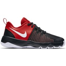 Youth Boys' Nike Team Hustle Quick Basketball Shoes