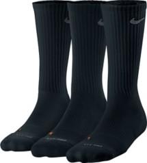 Youth Nike Dri-FIT Cushioned 3 Pack Crew Socks