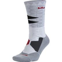 Adult Nike LeBron Hyper Elite Crew Socks