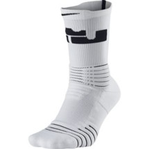Adult Nike LeBron Elite Versatility Crew Socks