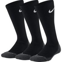 Youth Nike Dry Cushion Crew Socks - 3 Pack
