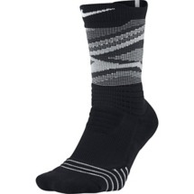 Adult Nike Elite Versatility Crew Basketball Socks