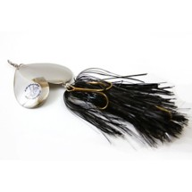 Musky Mayhem Double Cowgirl Spinner