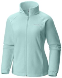Women's Benton Springs Fleece Jacket Plus Size