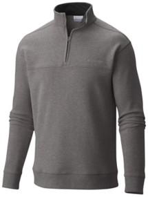Men's Columbia Hart Mountain II 1/2 Zip Sweater