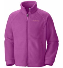 Infant Girls' Columbia Benton Springs Fleece Jacket