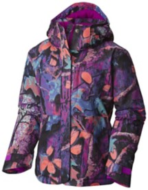 Youth Girls' Columbia Nordic Jump Jacket