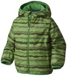 Infant Girls' Columbia Mini Pixel Grabber Wind Jacket