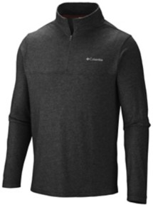 Men's Columbia Alpine Thistle Half Zip Pullover - Tall