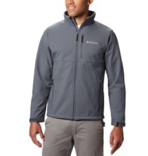 Men's Columbia Ascender Softshell Extended Size Jacket