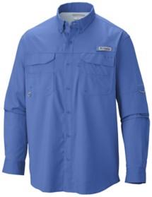 Men's Columbia PFG Blood and Guts III Long Sleeve Shirt