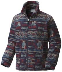 Youth Boys' Columbia Zing II Fleece Jacket