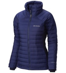 Women's Columbia Gold 750 TurboDown Hybrid Jacket