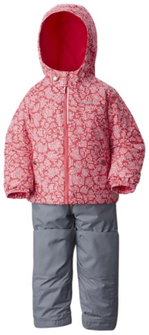 Toddler Columbia Frosty Slope Set