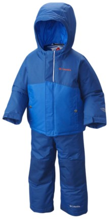 Toddler Columbia Buga Set