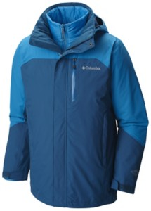 Men's Columbia Lhotse II Interchangable Jacket