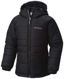 Youth Boys' Columbia Tree Time Puffer Jacket