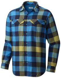 Men's Columbia Silver Ridge Flannel Shirt