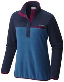 Women's Columbia Moutain Side Pullover Fleece Jacket