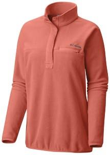 Women's Columbia Moutain Side Pullover Fleece Jacket Plus Size