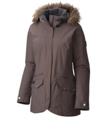 Women's Columbia Grandeur Peak Long Jacket