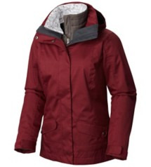 Women's Columbia Sleet to Street Interchange Jacket Plus Size