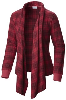 Women's Columbia Simply Put Flannel Wrap