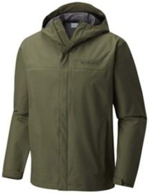 Men's Columbia Diablo Creek Rain Shell Jacket