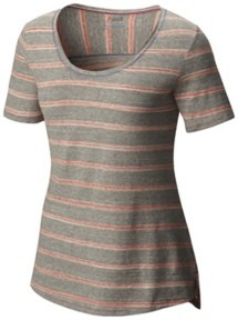 Women's Columbia Sunshine Spring Short Sleeve Shirt