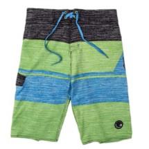 Men's Banana Split Tri-Color Boardshort