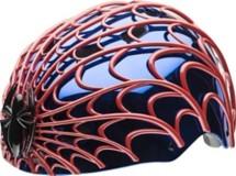 Bell Spider-ManWeb Head Multi-Sport Helmet