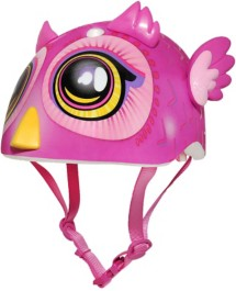 Infant Raskullz Big Eyes Owl Helmet